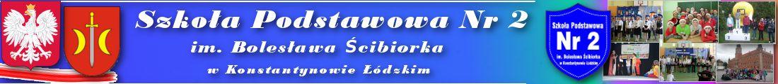 Szkoła Podstawowa Nr 2 im. Bolesława Ścibiorka w Konstantynowie Łódzkim
